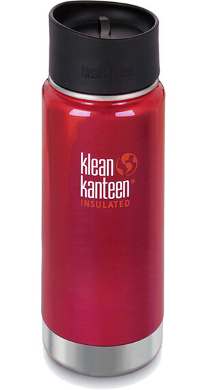Klean Kanteen Insulated Wide Café Bootle 16oz (473 ml) Roasted pepper
